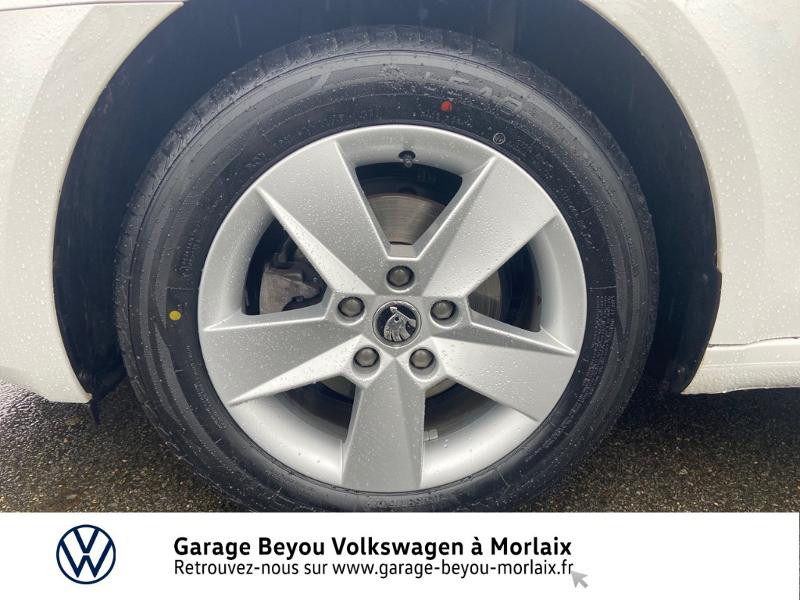 Photo 13 de l'offre de SKODA Octavia Break 1.6 TDI 116ch SCR Business DSG7 Euro6d-T à 11990€ chez Garage Beyou- Volkswagen Morlaix