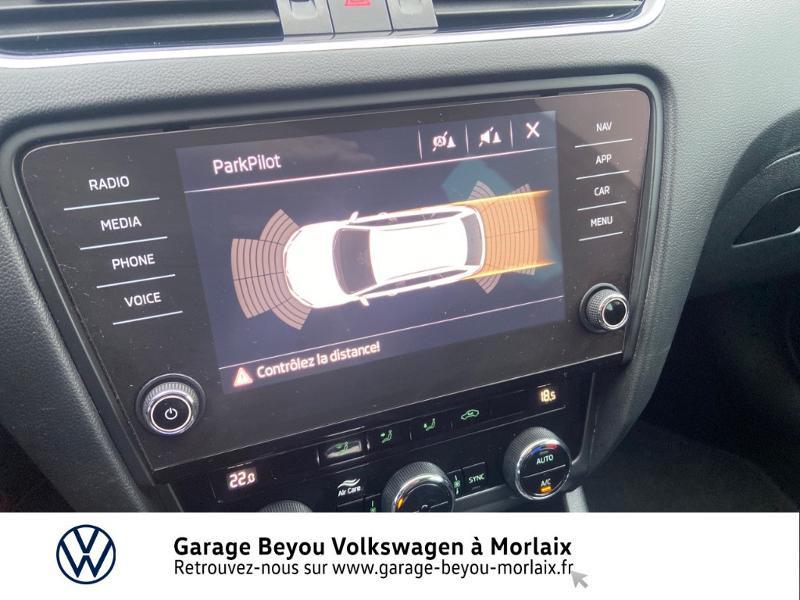 Photo 17 de l'offre de SKODA Octavia Break 1.6 TDI 116ch SCR Business DSG7 Euro6d-T à 11990€ chez Garage Beyou- Volkswagen Morlaix