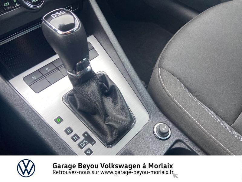 Photo 10 de l'offre de SKODA Octavia Break 1.6 TDI 116ch SCR Business DSG7 Euro6d-T à 11990€ chez Garage Beyou- Volkswagen Morlaix