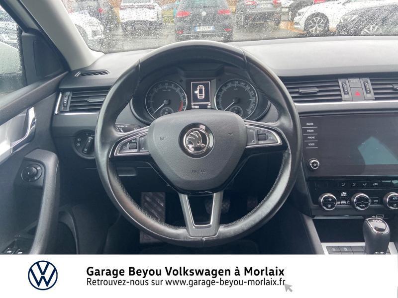 Photo 7 de l'offre de SKODA Octavia Break 1.6 TDI 116ch SCR Business DSG7 Euro6d-T à 11990€ chez Garage Beyou- Volkswagen Morlaix