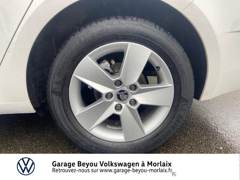 Photo 14 de l'offre de SKODA Octavia Break 1.6 TDI 116ch SCR Business DSG7 Euro6d-T à 11990€ chez Garage Beyou- Volkswagen Morlaix