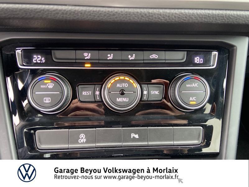 Photo 18 de l'offre de VOLKSWAGEN Touran 2.0 TDI 150ch BlueMotion Technology FAP Confortline Business DSG6 5 places à 17490€ chez Garage Beyou- Volkswagen Morlaix