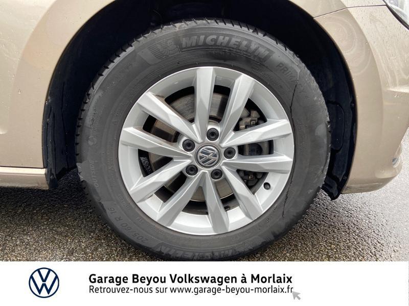 Photo 16 de l'offre de VOLKSWAGEN Touran 2.0 TDI 150ch BlueMotion Technology FAP Confortline Business DSG6 5 places à 17490€ chez Garage Beyou- Volkswagen Morlaix