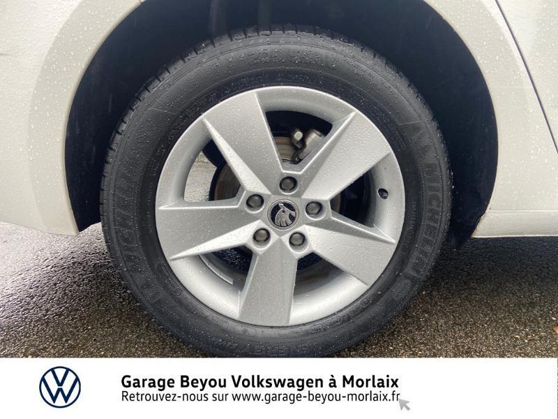 Photo 15 de l'offre de SKODA Octavia Break 1.6 TDI 116ch SCR Business DSG7 Euro6d-T à 11990€ chez Garage Beyou- Volkswagen Morlaix