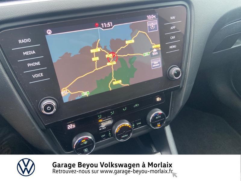 Photo 8 de l'offre de SKODA Octavia Break 1.6 TDI 116ch SCR Business DSG7 Euro6d-T à 11990€ chez Garage Beyou- Volkswagen Morlaix