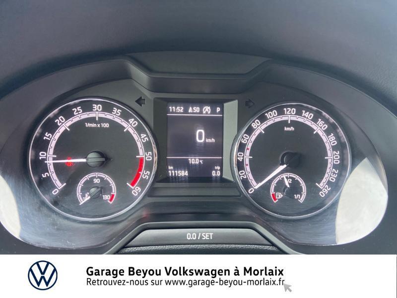 Photo 9 de l'offre de SKODA Octavia Break 1.6 TDI 116ch SCR Business DSG7 Euro6d-T à 11990€ chez Garage Beyou- Volkswagen Morlaix