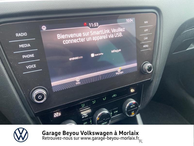Photo 18 de l'offre de SKODA Octavia Break 1.6 TDI 116ch SCR Business DSG7 Euro6d-T à 11990€ chez Garage Beyou- Volkswagen Morlaix