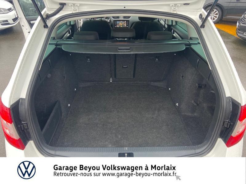 Photo 12 de l'offre de SKODA Octavia Break 1.6 TDI 116ch SCR Business DSG7 Euro6d-T à 11990€ chez Garage Beyou- Volkswagen Morlaix