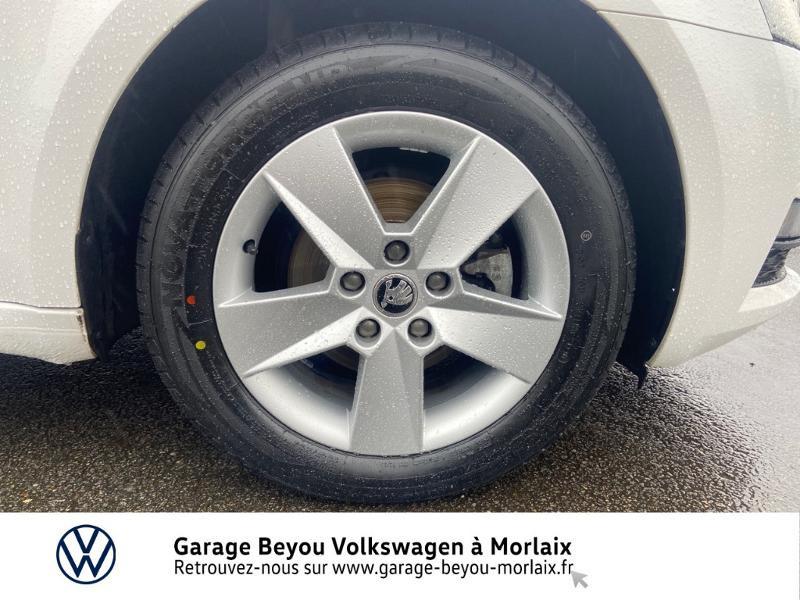 Photo 16 de l'offre de SKODA Octavia Break 1.6 TDI 116ch SCR Business DSG7 Euro6d-T à 11990€ chez Garage Beyou- Volkswagen Morlaix