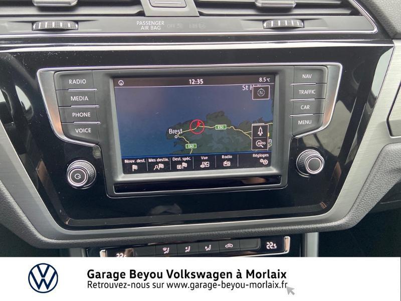 Photo 8 de l'offre de VOLKSWAGEN Touran 2.0 TDI 150ch BlueMotion Technology FAP Confortline Business DSG6 5 places à 17490€ chez Garage Beyou- Volkswagen Morlaix
