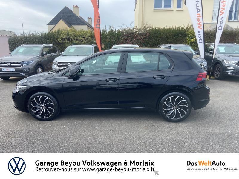 Photo 2 de l'offre de VOLKSWAGEN Golf 2.0 TDI SCR 115ch Life 1st à 25990€ chez Garage Beyou- Volkswagen Morlaix