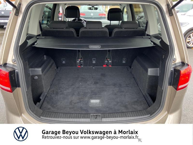 Photo 12 de l'offre de VOLKSWAGEN Touran 2.0 TDI 150ch BlueMotion Technology FAP Confortline Business DSG6 5 places à 17490€ chez Garage Beyou- Volkswagen Morlaix