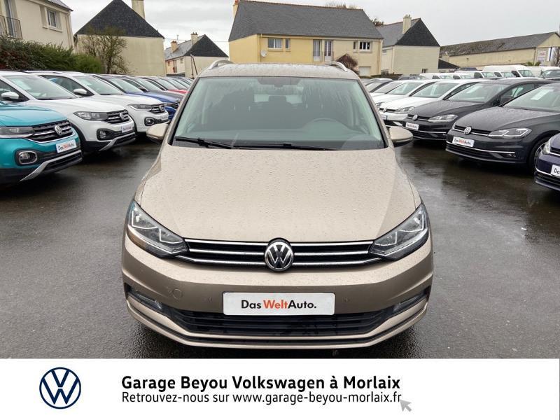 Photo 5 de l'offre de VOLKSWAGEN Touran 2.0 TDI 150ch BlueMotion Technology FAP Confortline Business DSG6 5 places à 17490€ chez Garage Beyou- Volkswagen Morlaix