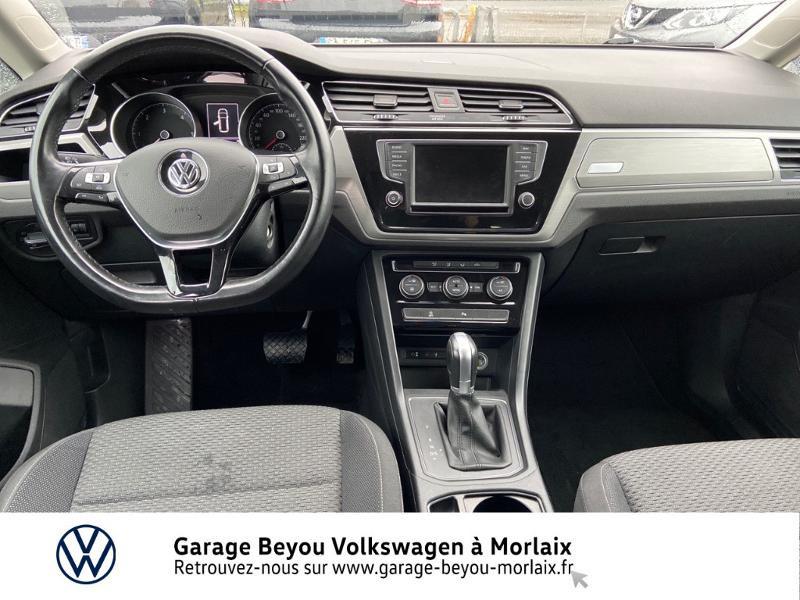 Photo 6 de l'offre de VOLKSWAGEN Touran 2.0 TDI 150ch BlueMotion Technology FAP Confortline Business DSG6 5 places à 17490€ chez Garage Beyou- Volkswagen Morlaix