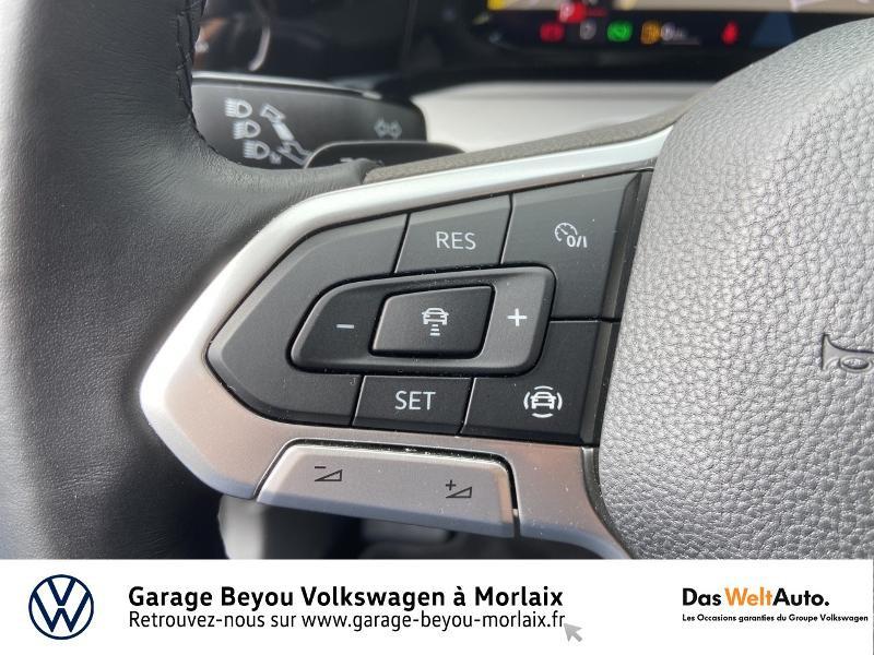 Photo 18 de l'offre de VOLKSWAGEN Golf 1.5 eTSI OPF 150ch Life 1st DSG7 à 24990€ chez Garage Beyou- Volkswagen Morlaix
