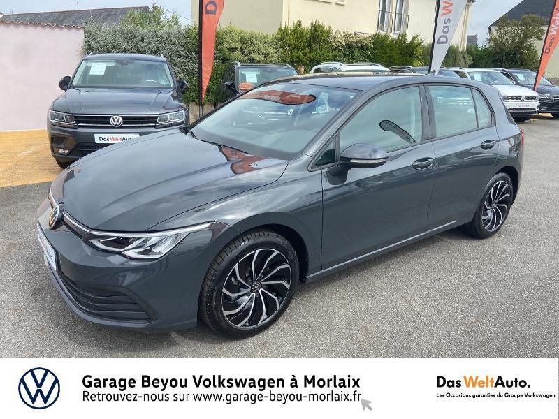 Photo 21 de l'offre de VOLKSWAGEN Golf 1.5 eTSI OPF 150ch Life 1st DSG7 à 24990€ chez Garage Beyou- Volkswagen Morlaix