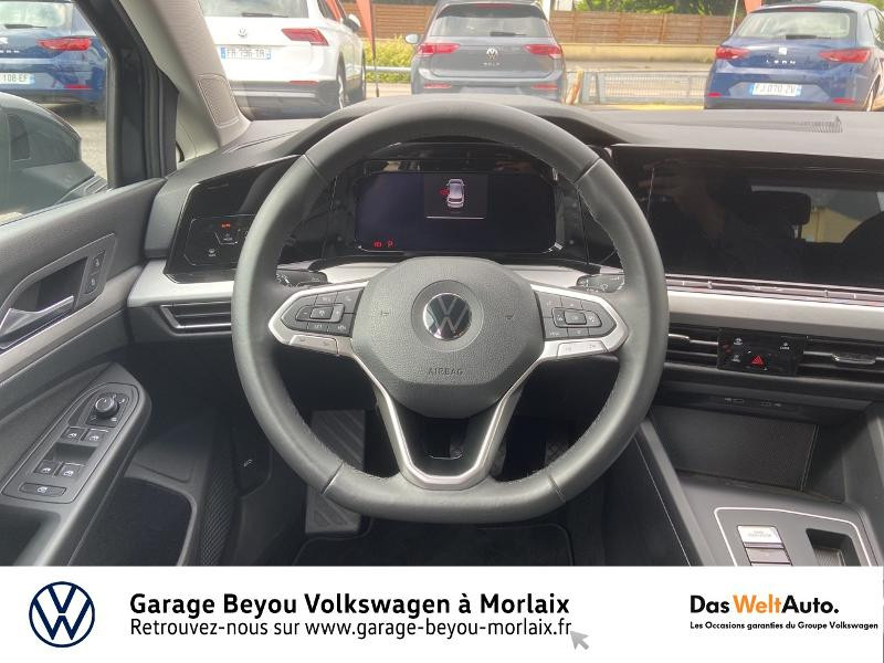 Photo 7 de l'offre de VOLKSWAGEN Golf 1.5 eTSI OPF 150ch Life 1st DSG7 à 24990€ chez Garage Beyou- Volkswagen Morlaix