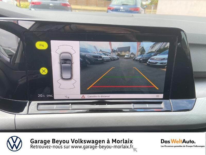 Photo 17 de l'offre de VOLKSWAGEN Golf 1.5 eTSI OPF 150ch Life 1st DSG7 à 24990€ chez Garage Beyou- Volkswagen Morlaix
