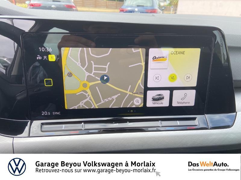Photo 8 de l'offre de VOLKSWAGEN Golf 1.5 eTSI OPF 150ch Life 1st DSG7 à 24990€ chez Garage Beyou- Volkswagen Morlaix