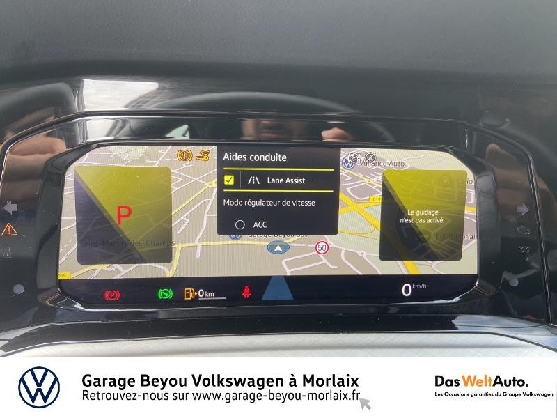 Photo 20 de l'offre de VOLKSWAGEN Golf 1.5 eTSI OPF 150ch Life 1st DSG7 à 24990€ chez Garage Beyou- Volkswagen Morlaix