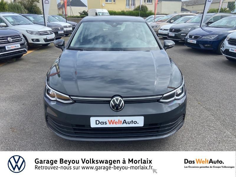 Photo 5 de l'offre de VOLKSWAGEN Golf 1.5 eTSI OPF 150ch Life 1st DSG7 à 24990€ chez Garage Beyou- Volkswagen Morlaix