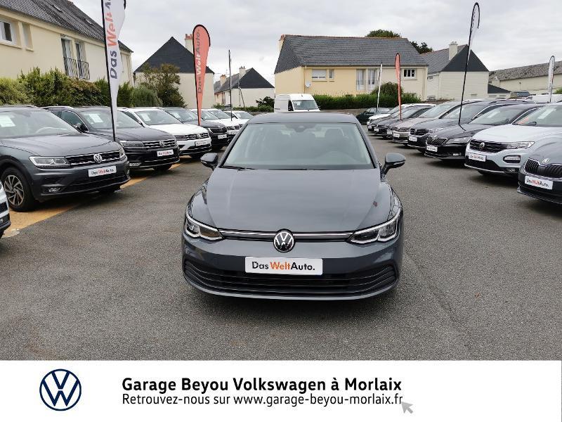 Photo 5 de l'offre de VOLKSWAGEN Golf 1.5 TSI ACT OPF 130ch Life 1st à 24490€ chez Garage Beyou- Volkswagen Morlaix
