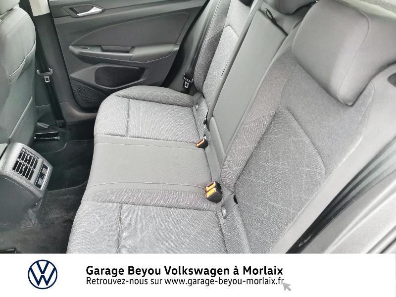 Photo 11 de l'offre de VOLKSWAGEN Golf 1.5 TSI ACT OPF 130ch Life 1st à 24490€ chez Garage Beyou- Volkswagen Morlaix