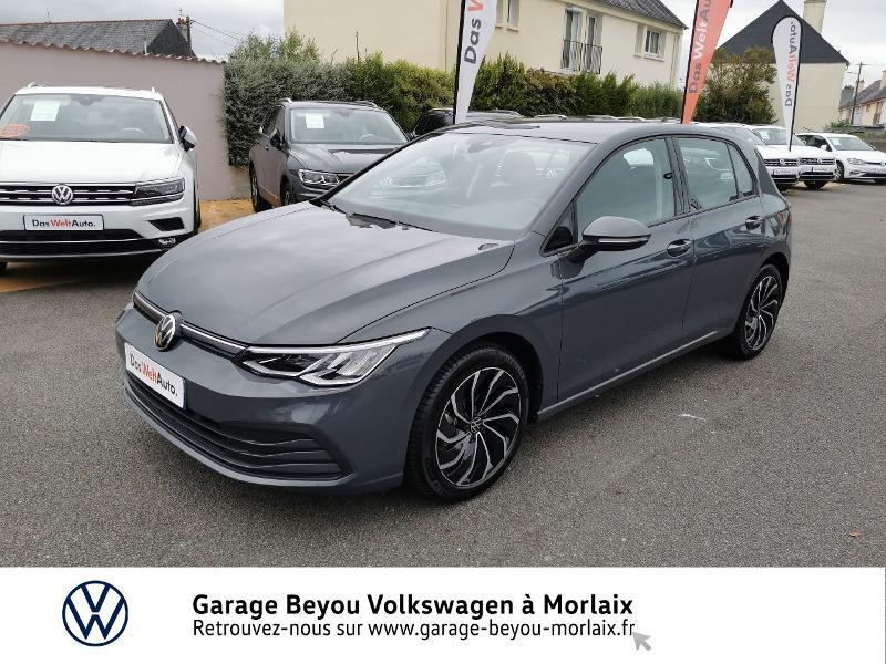 Photo 20 de l'offre de VOLKSWAGEN Golf 1.5 TSI ACT OPF 130ch Life 1st à 24490€ chez Garage Beyou- Volkswagen Morlaix