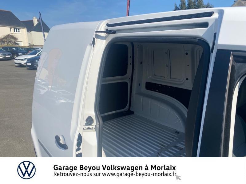 Photo 10 de l'offre de VOLKSWAGEN Caddy Van 2.0 TDI 75ch Business Line à 13490€ chez Garage Beyou- Volkswagen Morlaix