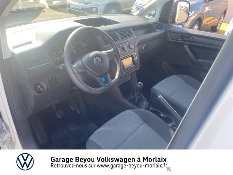 Photo 5 de l'offre de VOLKSWAGEN Caddy Van 2.0 TDI 75ch Business Line à 13490€ chez Garage Beyou- Volkswagen Morlaix