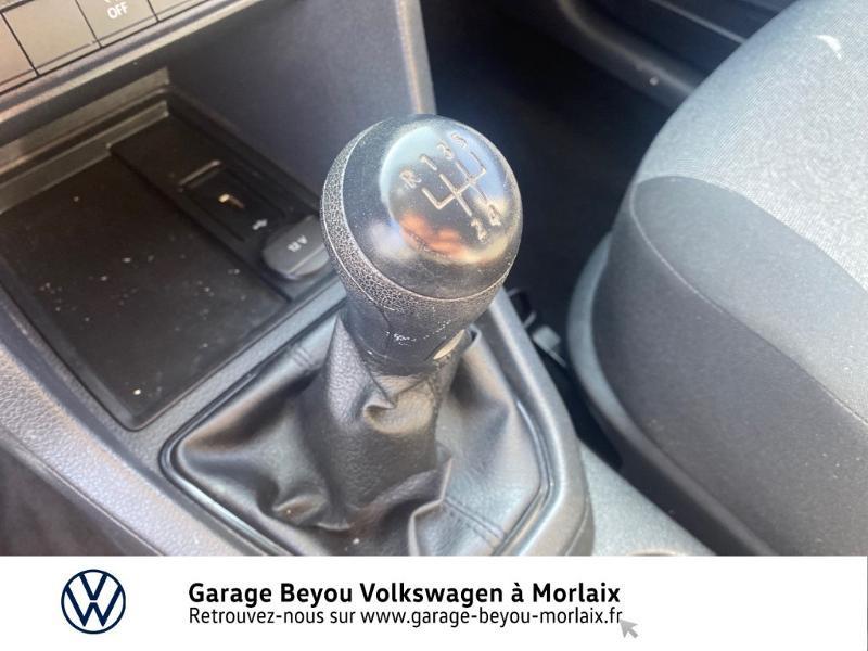 Photo 9 de l'offre de VOLKSWAGEN Caddy Van 2.0 TDI 75ch Business Line à 13490€ chez Garage Beyou- Volkswagen Morlaix
