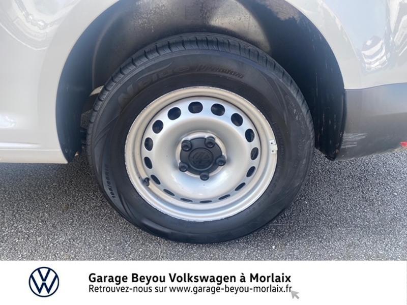 Photo 13 de l'offre de VOLKSWAGEN Caddy Van 2.0 TDI 75ch Business Line à 13490€ chez Garage Beyou- Volkswagen Morlaix