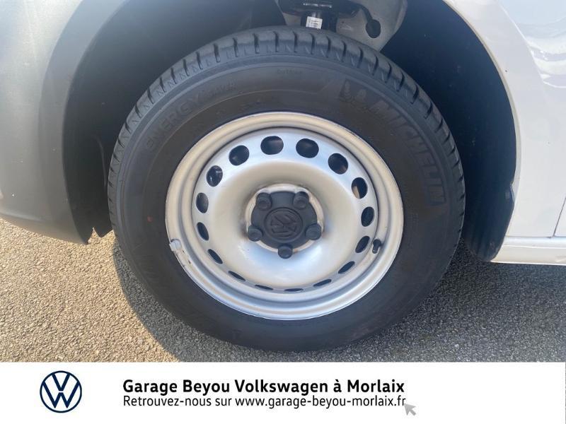 Photo 12 de l'offre de VOLKSWAGEN Caddy Van 2.0 TDI 75ch Business Line à 13490€ chez Garage Beyou- Volkswagen Morlaix