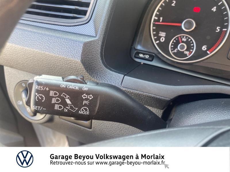 Photo 16 de l'offre de VOLKSWAGEN Caddy Van 2.0 TDI 75ch Business Line à 13490€ chez Garage Beyou- Volkswagen Morlaix