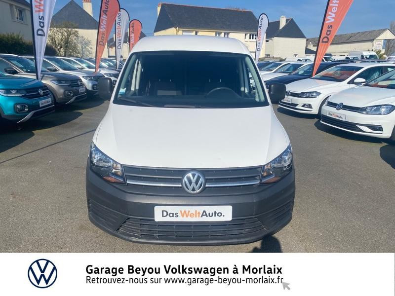 Photo 4 de l'offre de VOLKSWAGEN Caddy Van 2.0 TDI 75ch Business Line à 13490€ chez Garage Beyou- Volkswagen Morlaix