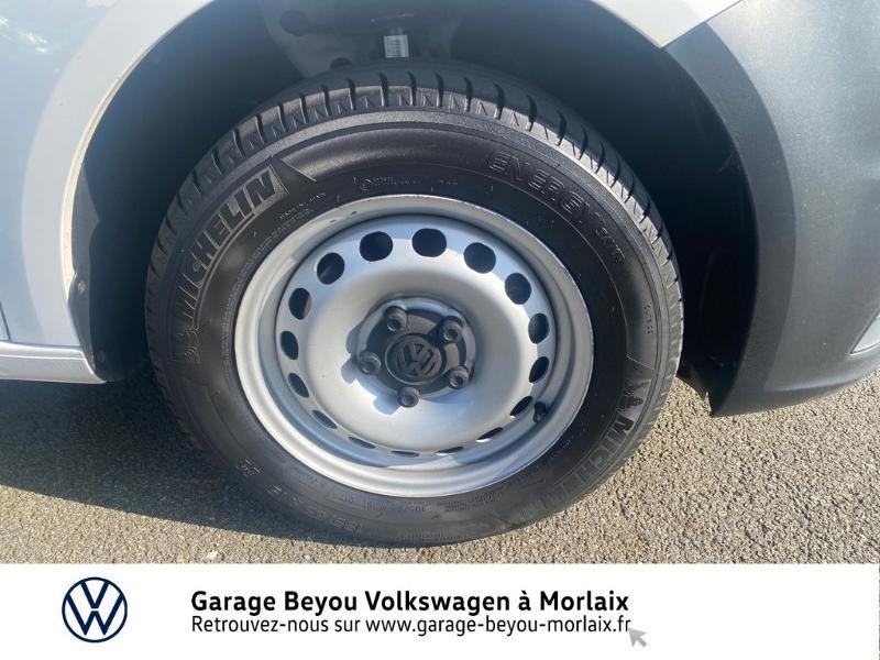 Photo 15 de l'offre de VOLKSWAGEN Caddy Van 2.0 TDI 75ch Business Line à 13490€ chez Garage Beyou- Volkswagen Morlaix