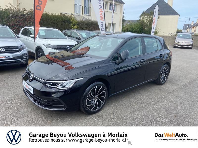 Photo 21 de l'offre de VOLKSWAGEN Golf 2.0 TDI SCR 115ch Life 1st à 25990€ chez Garage Beyou- Volkswagen Morlaix