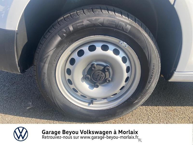 Photo 14 de l'offre de VOLKSWAGEN Caddy Van 2.0 TDI 75ch Business Line à 13490€ chez Garage Beyou- Volkswagen Morlaix
