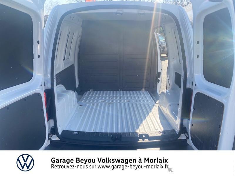 Photo 11 de l'offre de VOLKSWAGEN Caddy Van 2.0 TDI 75ch Business Line à 13490€ chez Garage Beyou- Volkswagen Morlaix
