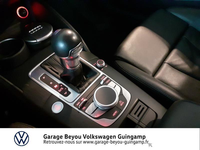 Photo 10 de l'offre de AUDI A3 Sportback 1.4 TFSI 204ch e-tron Ambition Luxe S tronic 6 à 21990€ chez Garage Beyou - Volkswagen Guingamp