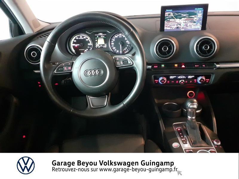 Photo 7 de l'offre de AUDI A3 Sportback 1.4 TFSI 204ch e-tron Ambition Luxe S tronic 6 à 21990€ chez Garage Beyou - Volkswagen Guingamp