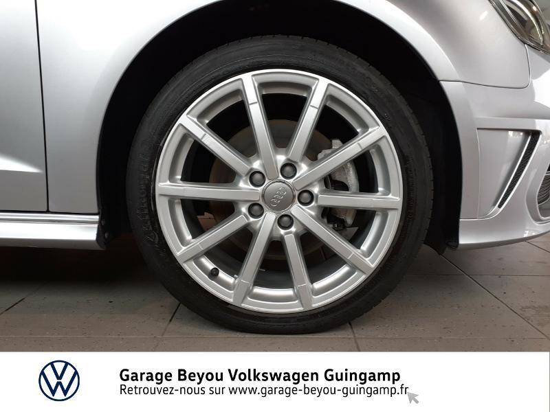 Photo 13 de l'offre de AUDI A3 Sportback 1.4 TFSI 204ch e-tron Ambition Luxe S tronic 6 à 21990€ chez Garage Beyou - Volkswagen Guingamp