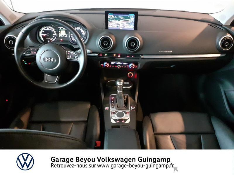 Photo 6 de l'offre de AUDI A3 Sportback 1.4 TFSI 204ch e-tron Ambition Luxe S tronic 6 à 21990€ chez Garage Beyou - Volkswagen Guingamp