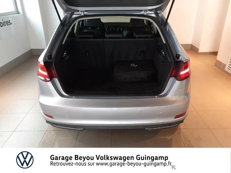 Photo 12 de l'offre de AUDI A3 Sportback 1.4 TFSI 204ch e-tron Ambition Luxe S tronic 6 à 21990€ chez Garage Beyou - Volkswagen Guingamp