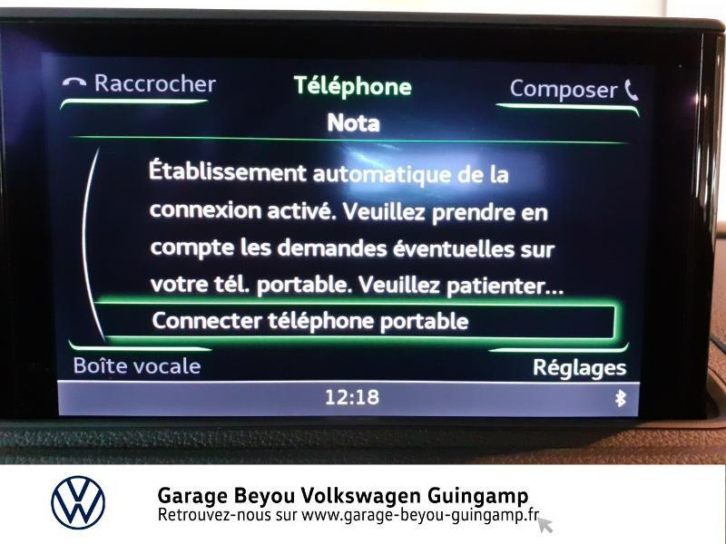 Photo 17 de l'offre de AUDI A3 Sportback 1.4 TFSI 204ch e-tron Ambition Luxe S tronic 6 à 21990€ chez Garage Beyou - Volkswagen Guingamp