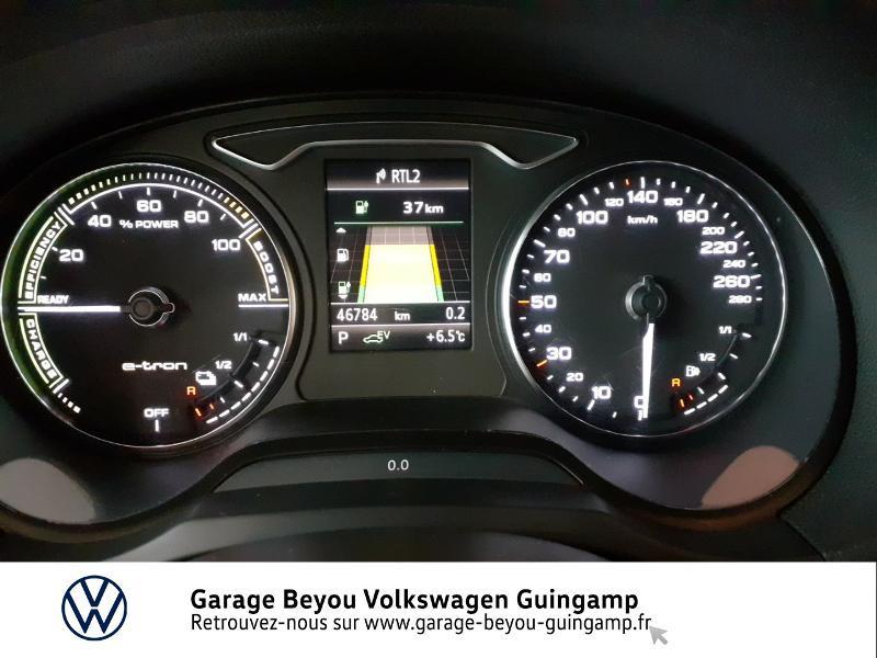 Photo 9 de l'offre de AUDI A3 Sportback 1.4 TFSI 204ch e-tron Ambition Luxe S tronic 6 à 21990€ chez Garage Beyou - Volkswagen Guingamp