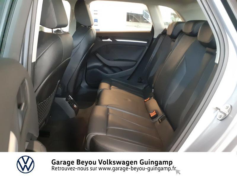 Photo 11 de l'offre de AUDI A3 Sportback 1.4 TFSI 204ch e-tron Ambition Luxe S tronic 6 à 21990€ chez Garage Beyou - Volkswagen Guingamp