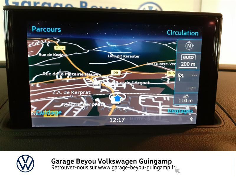 Photo 8 de l'offre de AUDI A3 Sportback 1.4 TFSI 204ch e-tron Ambition Luxe S tronic 6 à 21990€ chez Garage Beyou - Volkswagen Guingamp