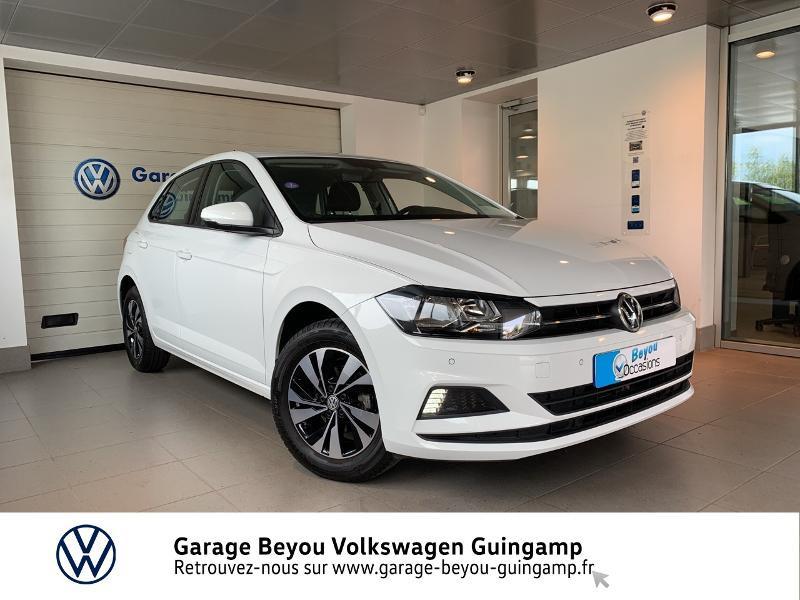 Volkswagen Polo 1.0 TSI 95ch Confortline Essence BLANC PUR Occasion à vendre