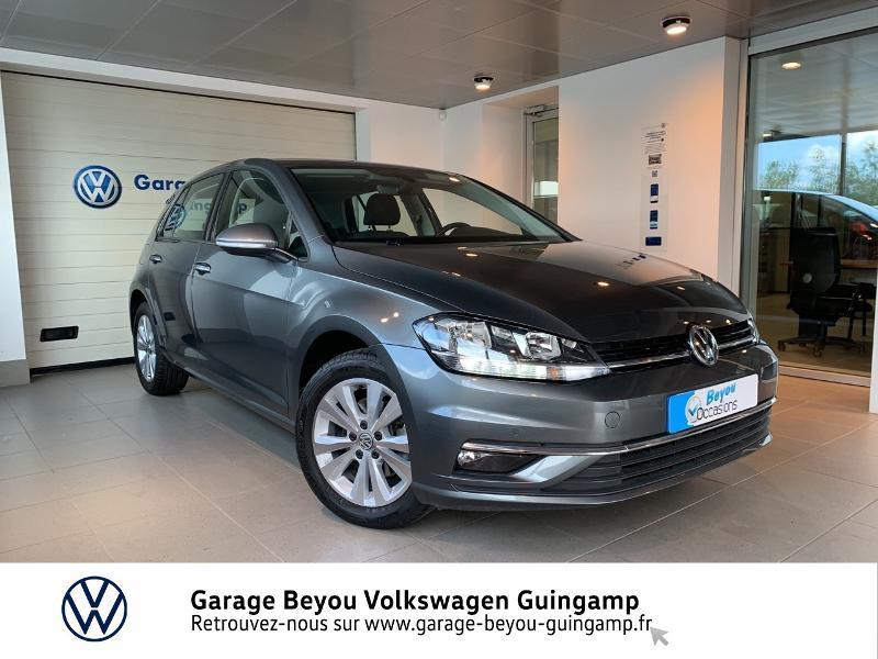 Volkswagen Golf 1.6 TDI 115ch FAP Confortline Business Euro6d-T 5p Diesel GRIS INDIUM Occasion à vendre